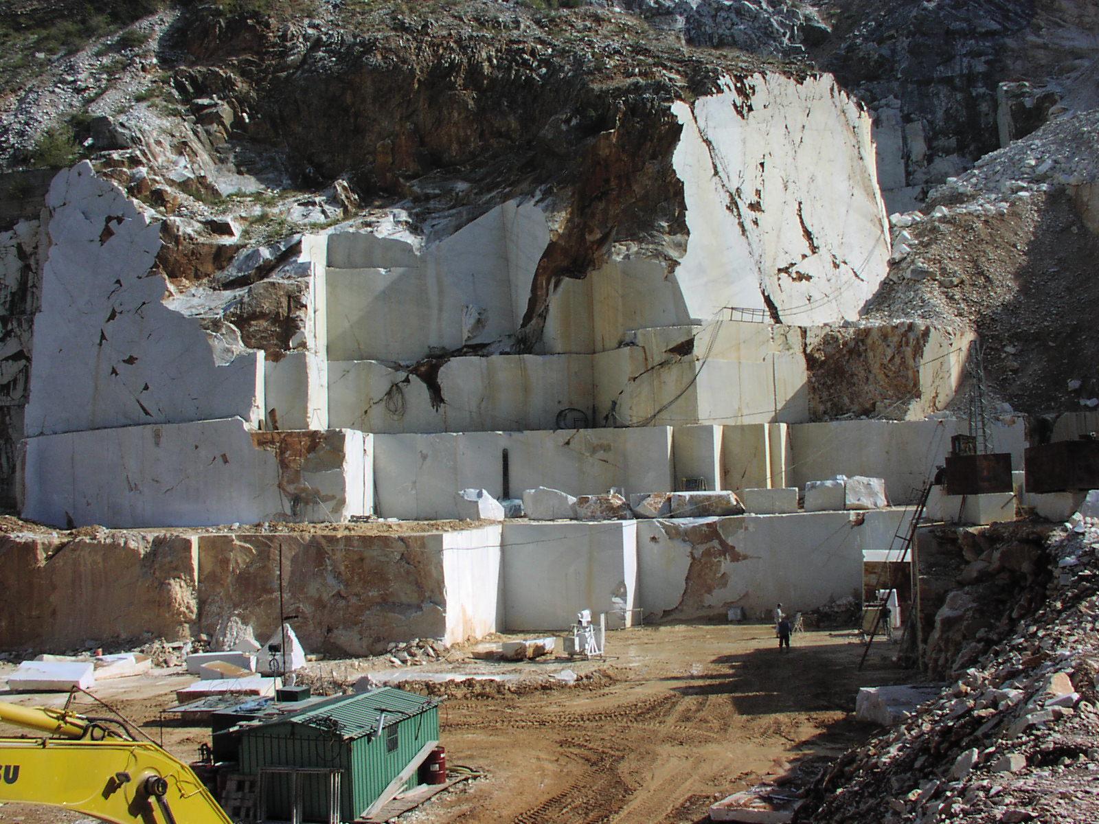 Cava di Marmo Bianco di Carrara C