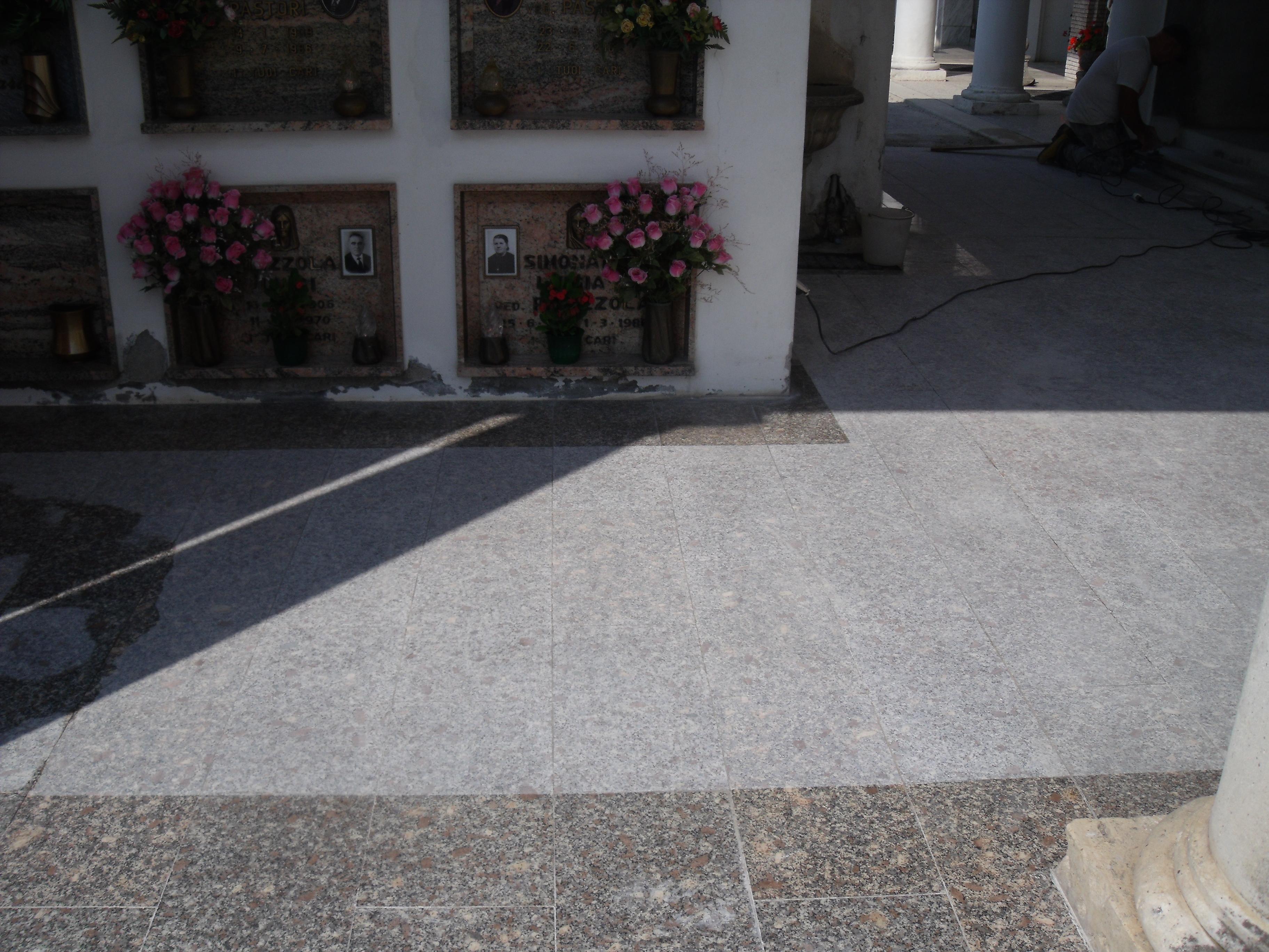 Cemetery Floor renovation 16 2