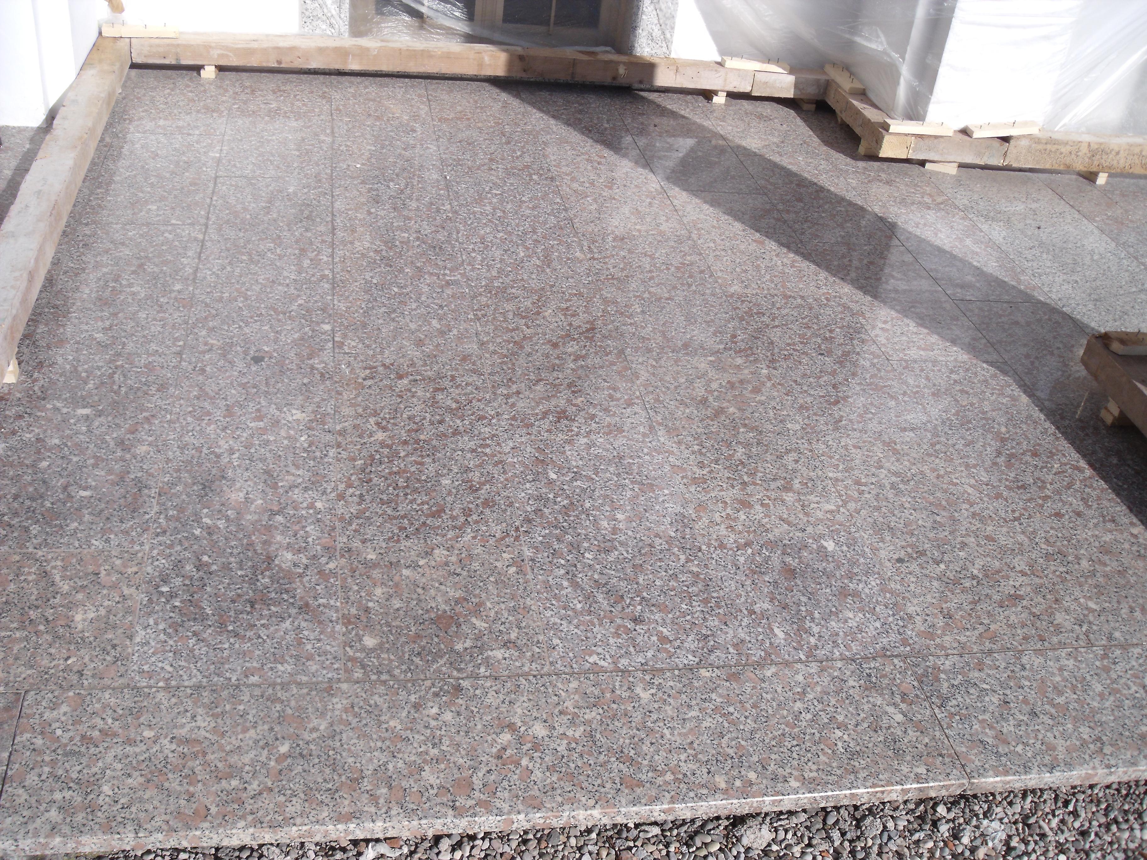 Cemetery Floor renovation 4 2